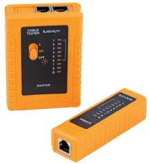 DURATOOL D03181  Network Tester With Ground